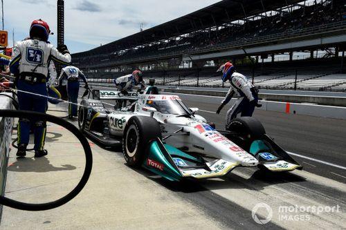 GP di Indianapolis Gara 2