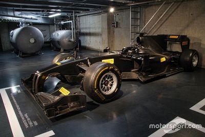 Toyota TF109 Formula 1 Şasi