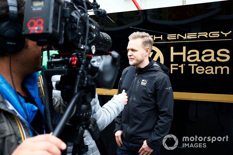 Haas F1 et les médias