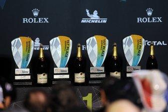 Les trophées du WEC à Sebring