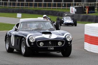 Classic Ferrari at Rob Walker Tribute
