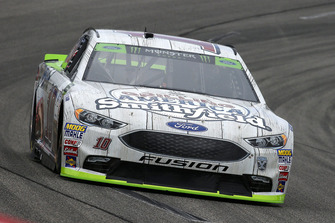 Aric Almirola, Stewart-Haas Racing, Ford Fusion Get Grilling America Smithfield