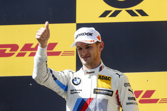 Podium: tweede plaats Marco Wittmann, BMW Team RMG