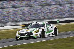 #33 Riley Motorsports Mercedes AMG GT3: Йерун Блекемолен, Бен Кітінг, Маріо Фарнбахер, Адам Хрістоду