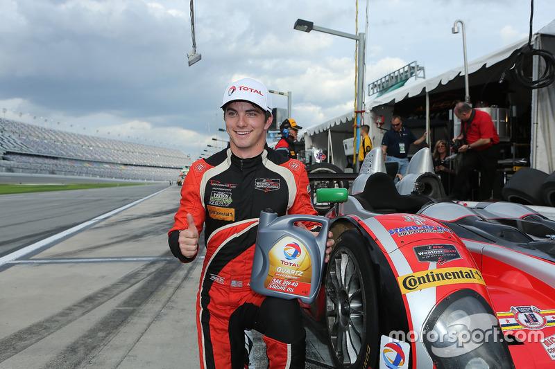 Pole position PC para James French, Performance Tech Motorsports