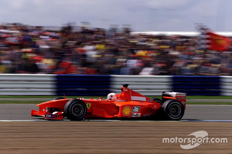 Rubens Barrichello, Ferrari