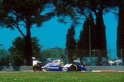 Айртон Сенна, Williams FW16