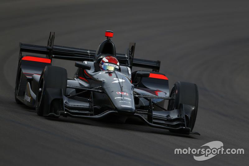 7. Михайло Альошин, Schmidt Peterson Motorsports Honda