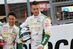 アンドレ・ロッテラーと中嶋一貴(Andre Lotterer, Kazuki Nakajima / VANTELIN TEAM TOM'S)