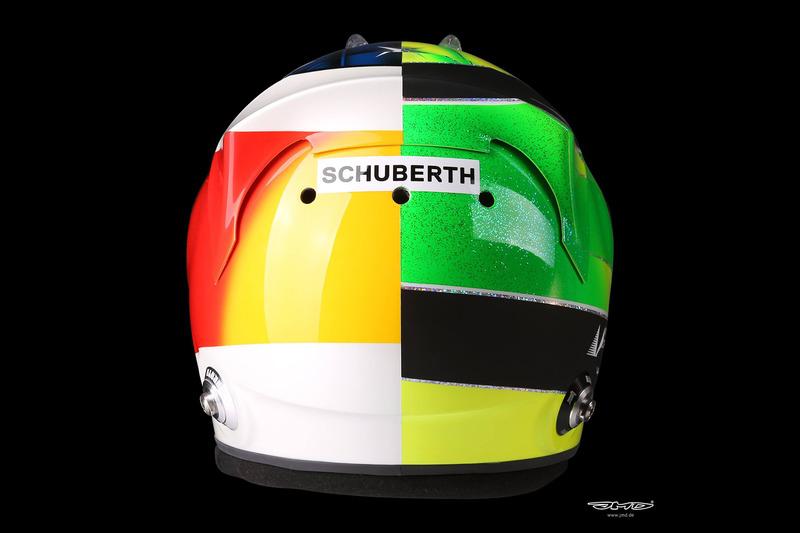 Mick Schumacher/Michael Schumacher sisak