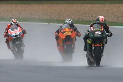 Johann Zarco, Monster Yamaha Tech 3, Pol Espargaro, Red Bull KTM Factory Racing, Jorge Lorenzo, Ducati Team