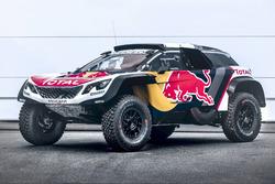 Peugeot 3008DKR Maxi