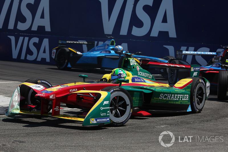 Lucas di Grassi, ABT Schaeffler Audi Sport, Nicolas Prost, Renault e.Dams