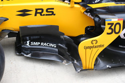 Боковий дефлектор Renault Sport F1 Team RS17