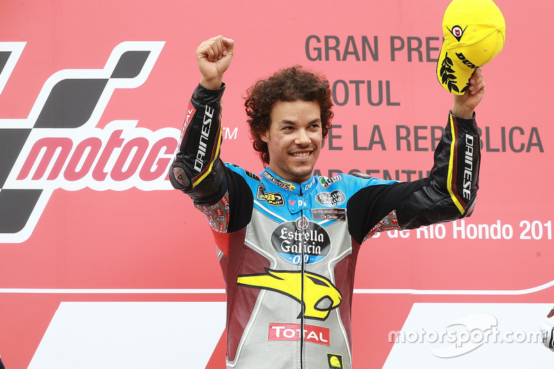 1. Franco Morbidelli, Marc VDS