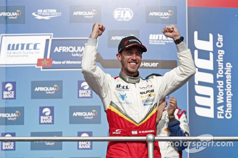 1. Esteban Guerrieri, Campos Racing, Chevrolet RML Cruze TC1