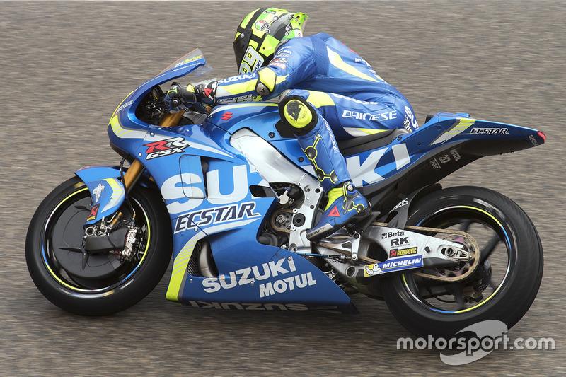 12. Andrea Iannone, Team Suzuki MotoGP