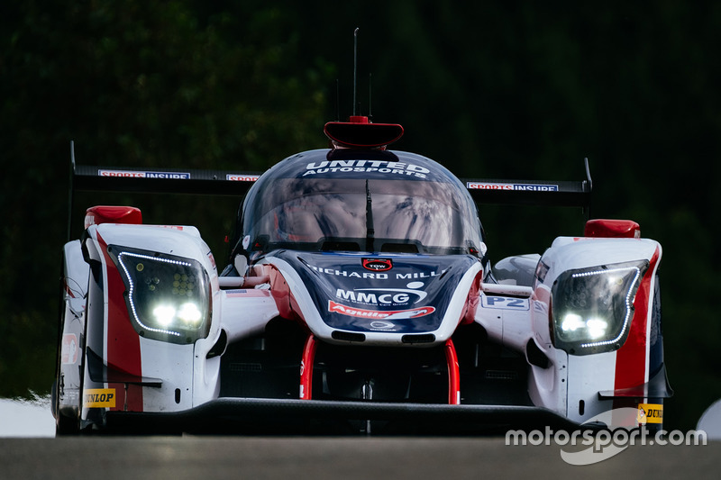 #32 United Autosports, Ligier JSP217 - Gibson: William Owen, Hugo Sadeleer, Filipe Albuquerque