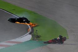 La caduta di Tom Sykes, Kawasaki Racing