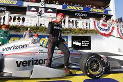 Переможець гонки Вілл Пауер, Team Penske Chevrolet