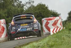 Eric Camilli, Benjamin Veillas, Ford Fiesta R5, M-Sport