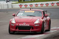 #34 Brass Monkey Racing Nissan 370Z: Tony Rivera