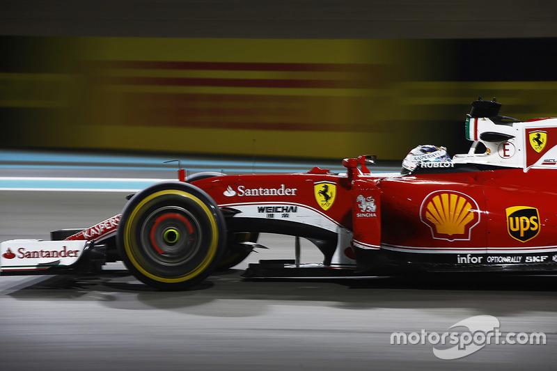 28e meilleur tour pour Vettel