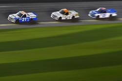 Johnny Sauter, GMS Racing Chevrolet and Kaz Grala, GMS Racing Chevrolet