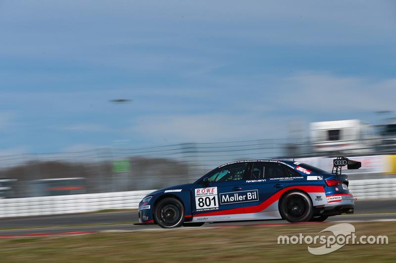 Håkon Schjærin, Atle Gulbrandsen, Kenneth Østvold, Audi RS3 LMS TCR