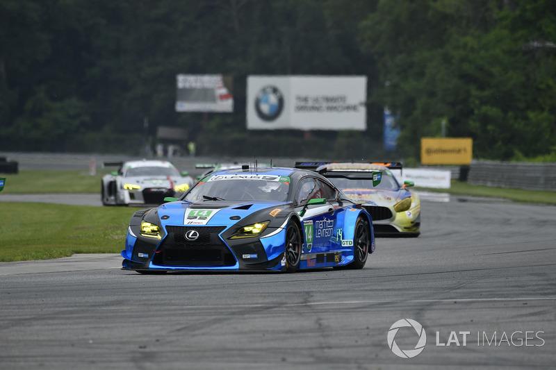 #14 3GT Racing Lexus RCF GT3: Scott Pruett, Sage Karam