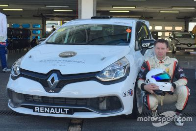 Clio Cup Central Europe: Test in Hockenheim