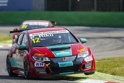 Peter Rikli, Honda Civic, Rikli Motorsport