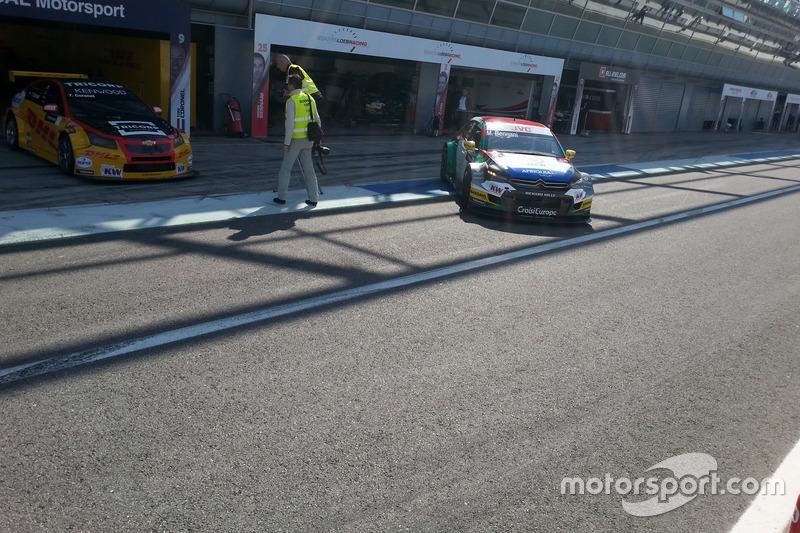 Mehdi Bennani, Sebastien Loeb Racing y Tom Coronel, ROAL Motorsport