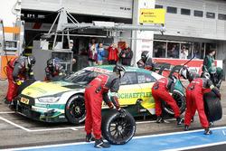 Mike Rockenfeller, Audi Sport Team Phoenix, Audi RS 5 DTM, Boxenstopp