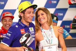 Valentino Rossi, Yamaha Factory Racing, Elonora Pedron, ex moglie di Max Biaggi