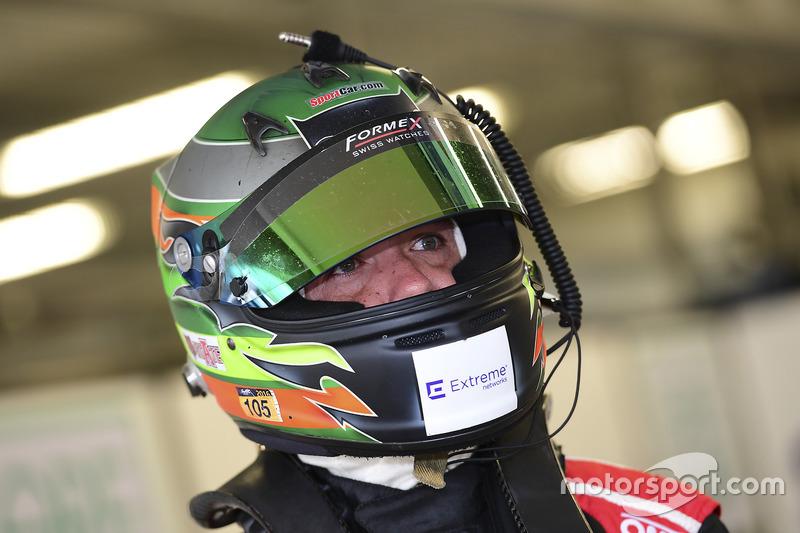 Luis Diaz, Greaves Motorsport