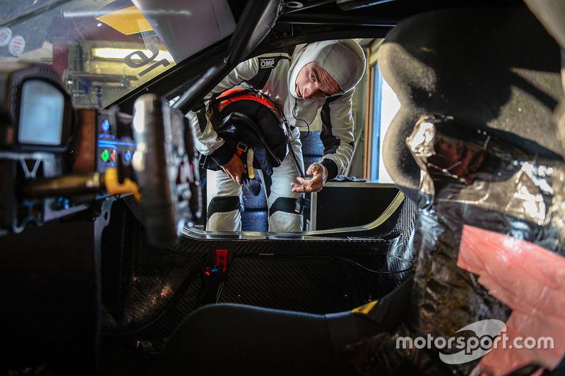 #16 Team Duqueine, Renault RS01: Robert Kubica