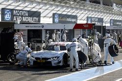 Pit stop, Martin Tomczyk, BMW Team Schnitzer, BMW M4 DTM