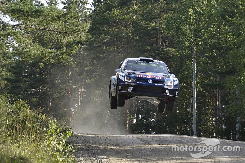 Sébastien Ogier, Volkswagen Polo WRC