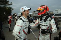 Neel Jani, Porsche Team, Timo Bernhard, Porsche Team