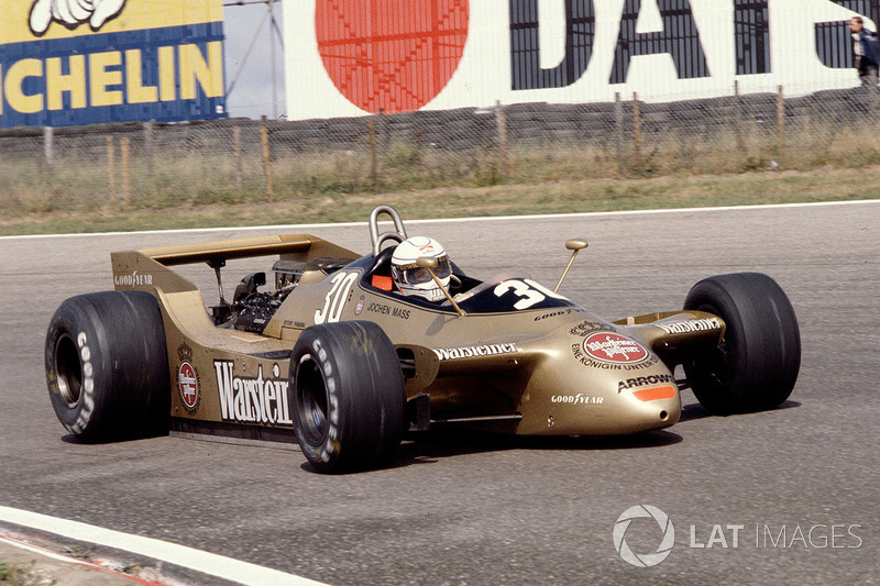 Jochen Mass, Arrows A2 Ford