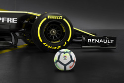 Renault F1 Team LaLiga announcement