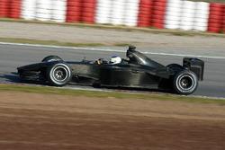 Giancarlo Fisichella, Jordan Ford EJ13