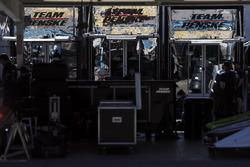 Les camions Penske Racing