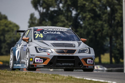 Пепе Ориола, Team Oscaro by Campos Racing Cupra TCR