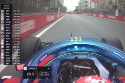 F1 Halo TV graphic, Toro Rosso