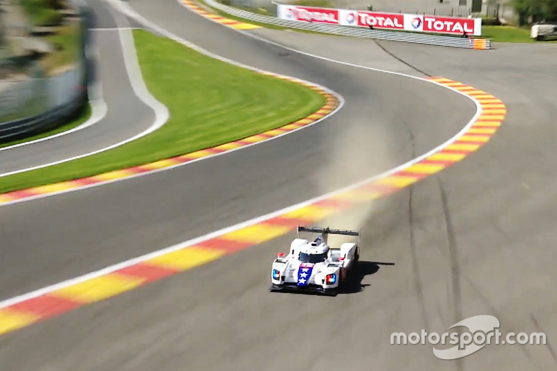 Pietro Fittipaldi, Dragonspeed BR Engineering BR1 mengalami kecelakaan hebat
