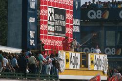 Podium: 1. Alain Prost, McLaren; 2. Gerhard Berger, Ferrari; 3. Thierry Boutsen, Williams