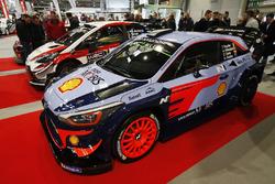 Hyundai i20 Coupe WRC, Toyota Yaris WRC
