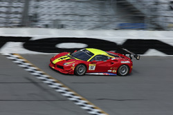 #51 Ferrari of Washington Ferrari 488: Robert Hodes